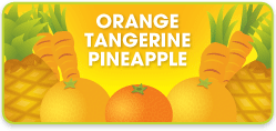 Orange Tangerine Pineapple Flavor